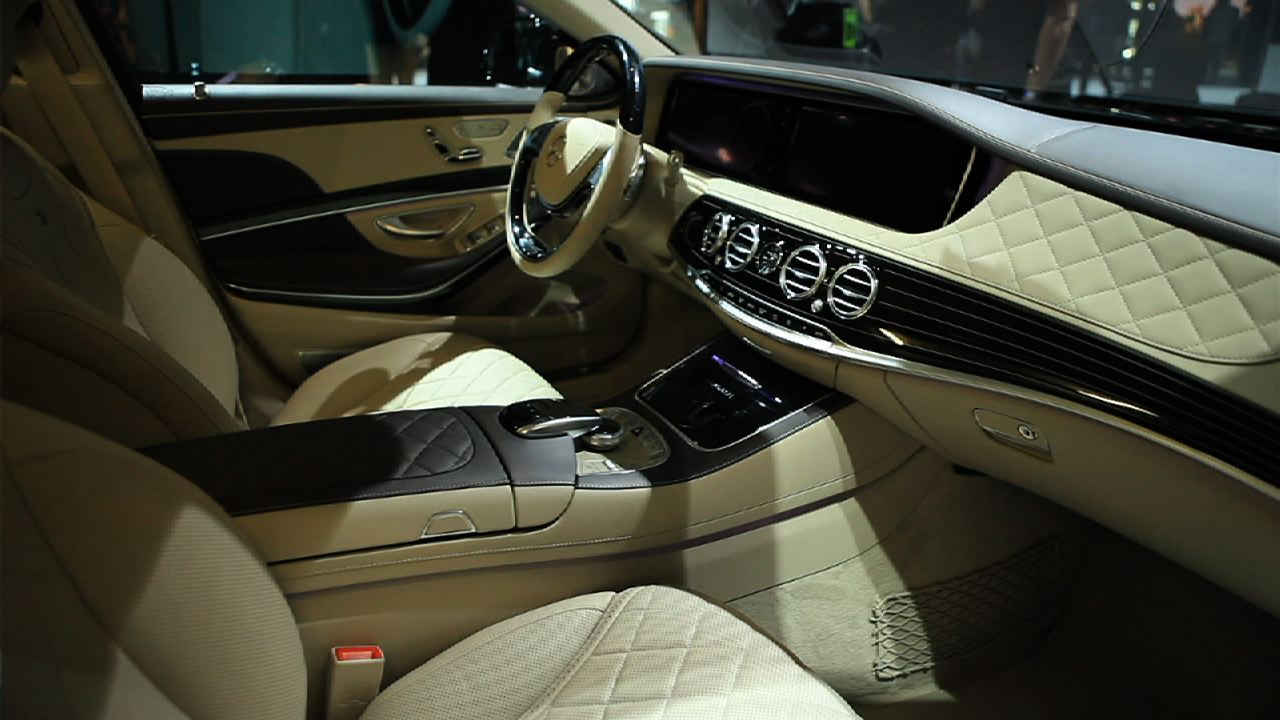 Video: Mercedes-Maybach S600