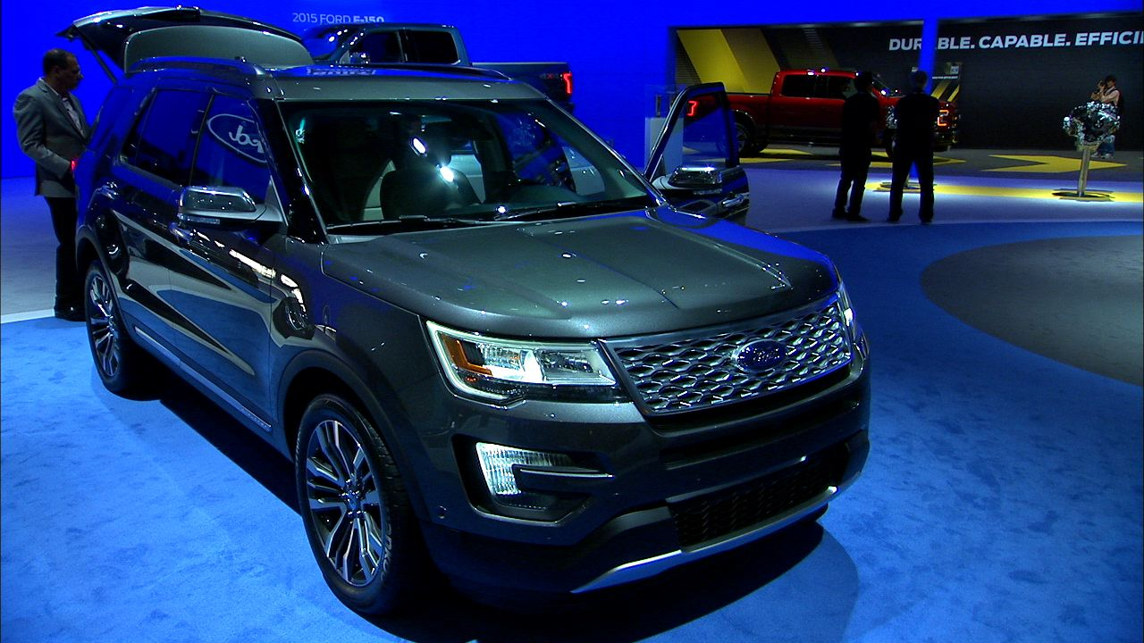 Video: 2016 Ford Explorer