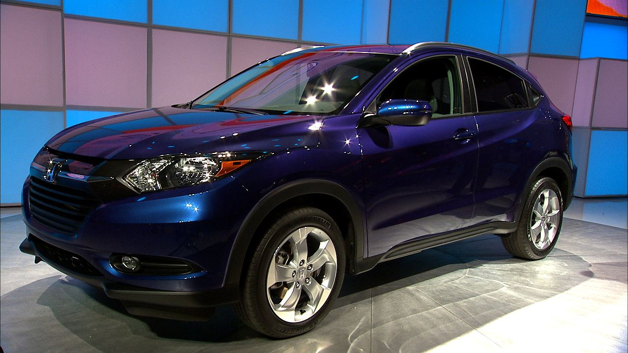 Video: Honda HR-V