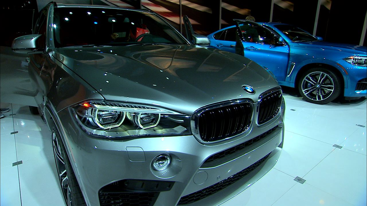 Video: BMW X5 M and X6 M: The dynamic duo