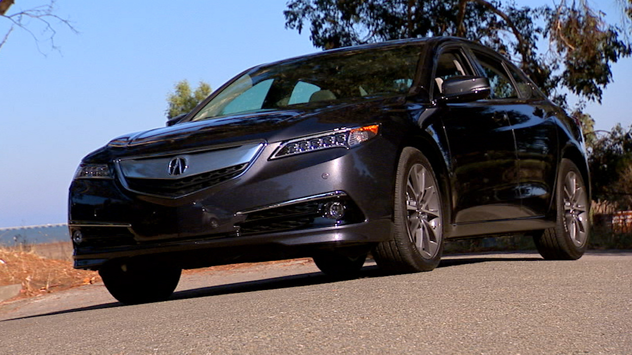 Video: 2015 Acura TLX V-6 Advance (CNET On Cars, Episode 54)