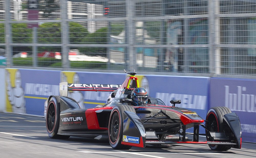 Formula E: The electric car