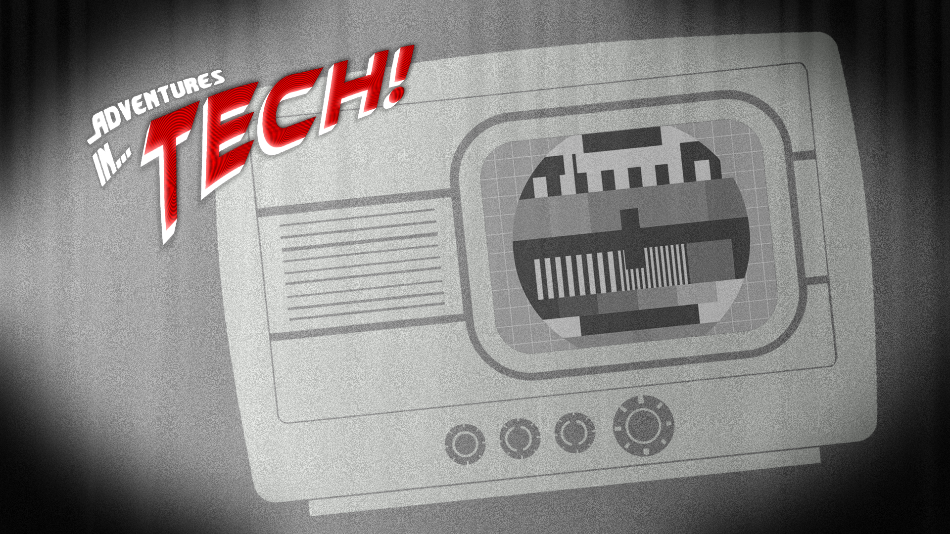 Video: TV tech through time - part 1