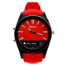 Martian Notifier (red)