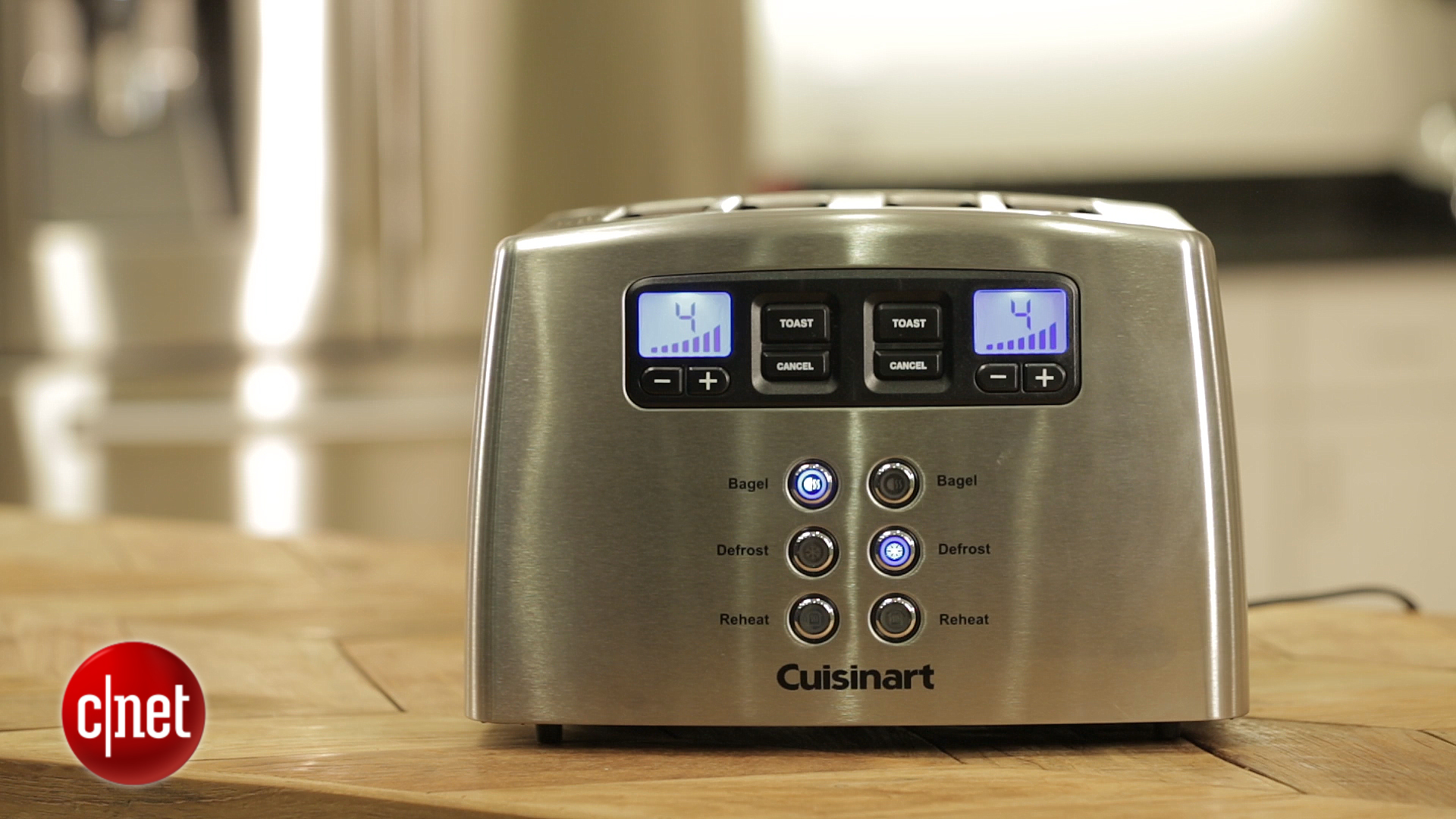 Video: A high-end toaster that might just be worth it