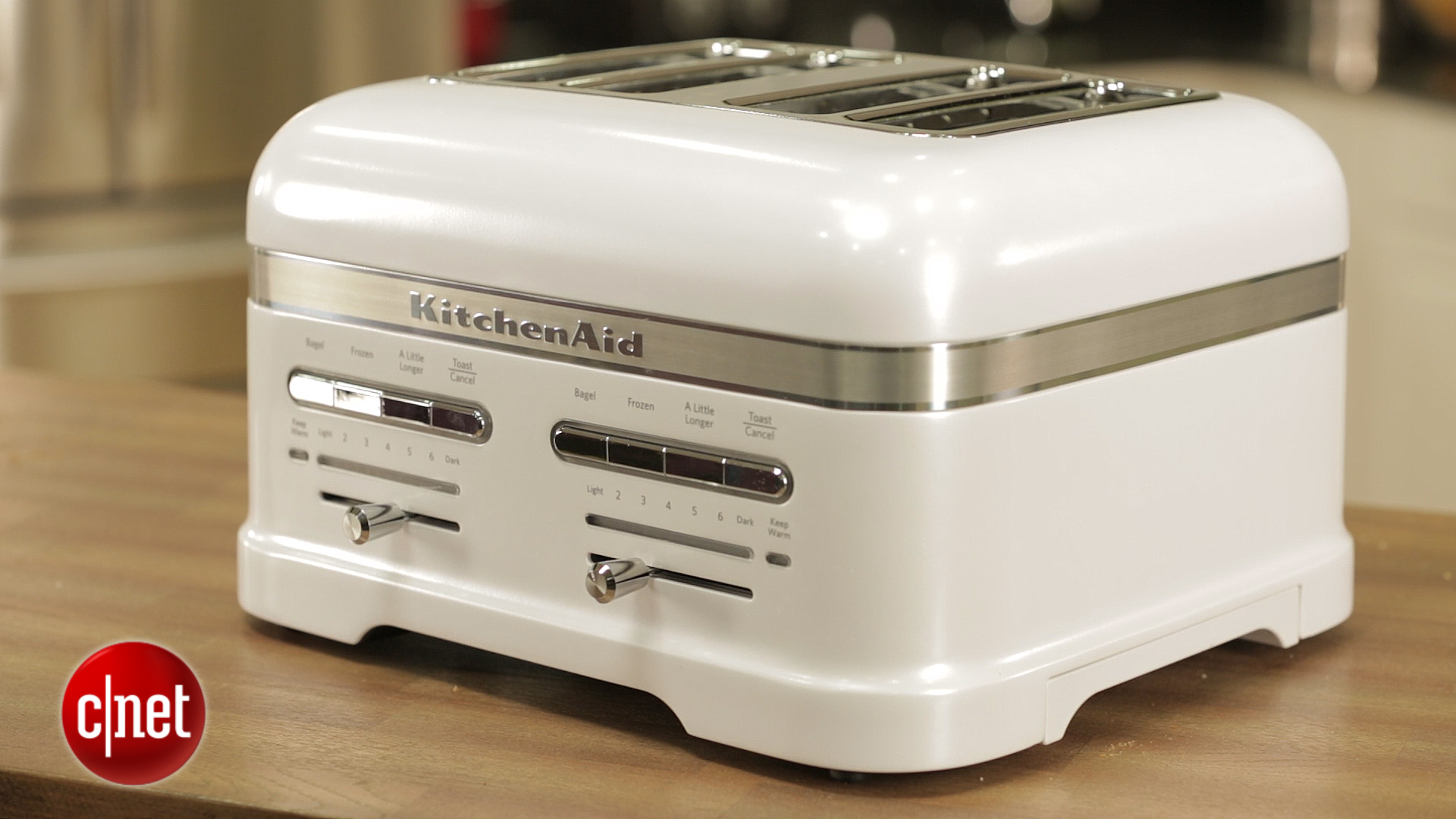Video: The $500 KitchenAid Toaster takes you for a ride