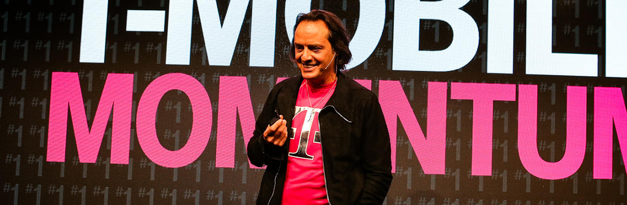 ​T-Mobile reaches $90