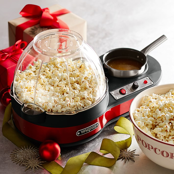 Take your popcorn to gooey new
