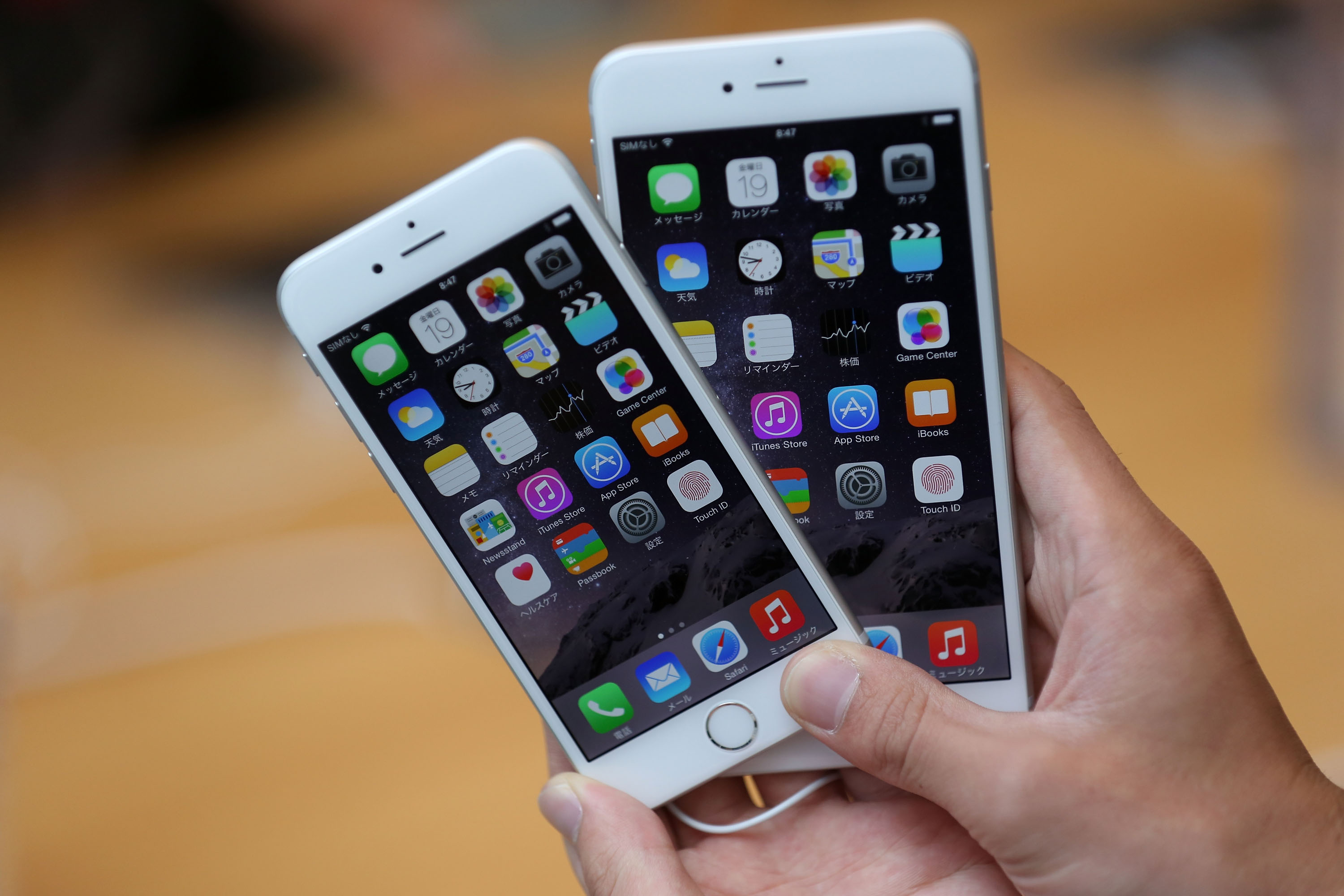 "<p>It took Apple three years to respond to the trend of larger smartphones, but once it did, the iPhone 6 and 6 Plus became huge hits.</p><p>With sales starting in September, Apple reported its biggest iPhone launch ever, with buyers snapping up the 4.7-inch-display iPhone 6 and 5.5-inch iPhone 6 Plus as fast as Apple could make them. In the latest quarter, Apple sold 39.3 million iPhones, up 16 percent from the year earlier and easily topping analysts' predictions, thanks to a record-setting <a href=""http://www.cnet.com/news/apple-sells-10m-iphone-6-6-plus-devices-in-first-weekend/"">10 million iPhone purchases</a> in the first weekend of sales.</p><p>""Demand for the new iPhones has been staggering,"" CEO Tim Cook said during an October conference call with analysts.</p><p>The iPhone is the linchpin of Apple's lineup, accounting for more than half of sales and about 70 percent of profit, according to analysts. Apple hopes to use the new phones to steal customers from rivals Samsung Electronics and HTC, which have been coming out with big-screen phones for years. </p><p>The new iPhones are a big jump over the 4-inch screen found in last year's iPhone 5S and 5C. In addition to being slimmer and lighter, both models also include a 64-bit A8 processor with improved graphics, an improved 8-megapixel rear camera, better battery life and an NFC chip that allows you to <a href=""http://www.cnet.com/news/apple-adds-nfc-to-iphone-6-with-apple-pay/"">use the phone to make payments</a>.</p><p><br>While the new iPhones have garnered positive reviews, Apple faced a hiccup from reports that the devices could actually bend in a user's pocket. Amid the mini-tempest, Apple disclosed that <a href=""http://www.cnet.com/news/apple-says-only-9-customers-have-complained-about-bendgate/"">only nine customers</a> contacted the company about bent phones, saying the problem was ""extremely rare.""</p>"