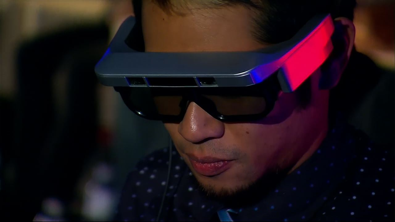 Video: CNET's Next Big Thing explores New Realities at CES