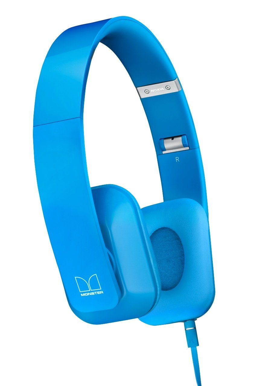 Nokia Purity Pro by Monster (Blue)