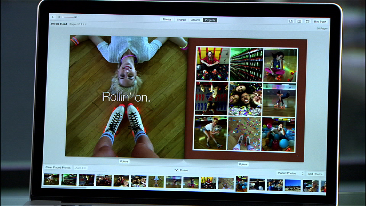 Video: A sneak peek at the Photos app