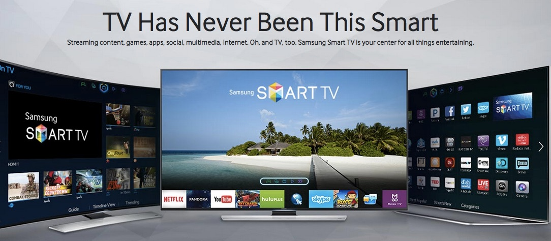 Internet of Things or Does your TV talk about you?