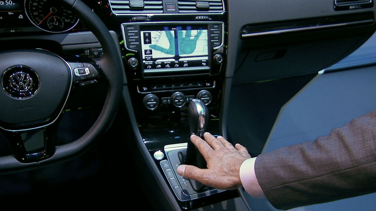 Video: The Next Big Thing: Gesture Control in Cars