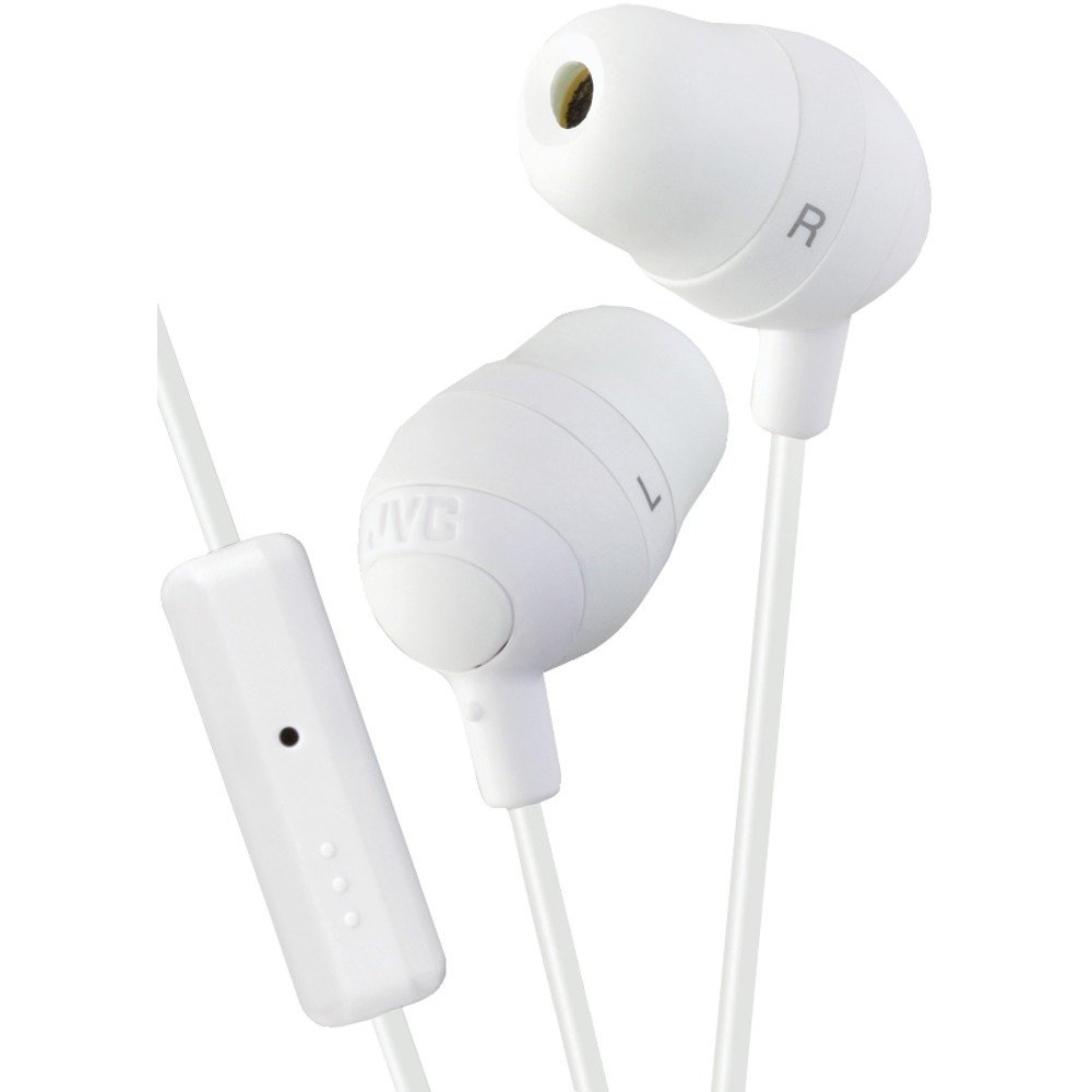 JVC Marshmallow (White)