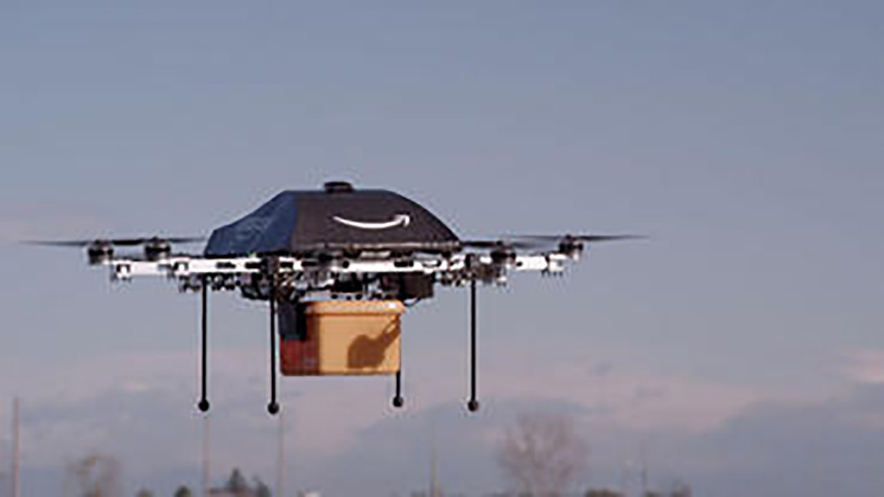Video: FAA's proposed drone regulations have Amazon grounded