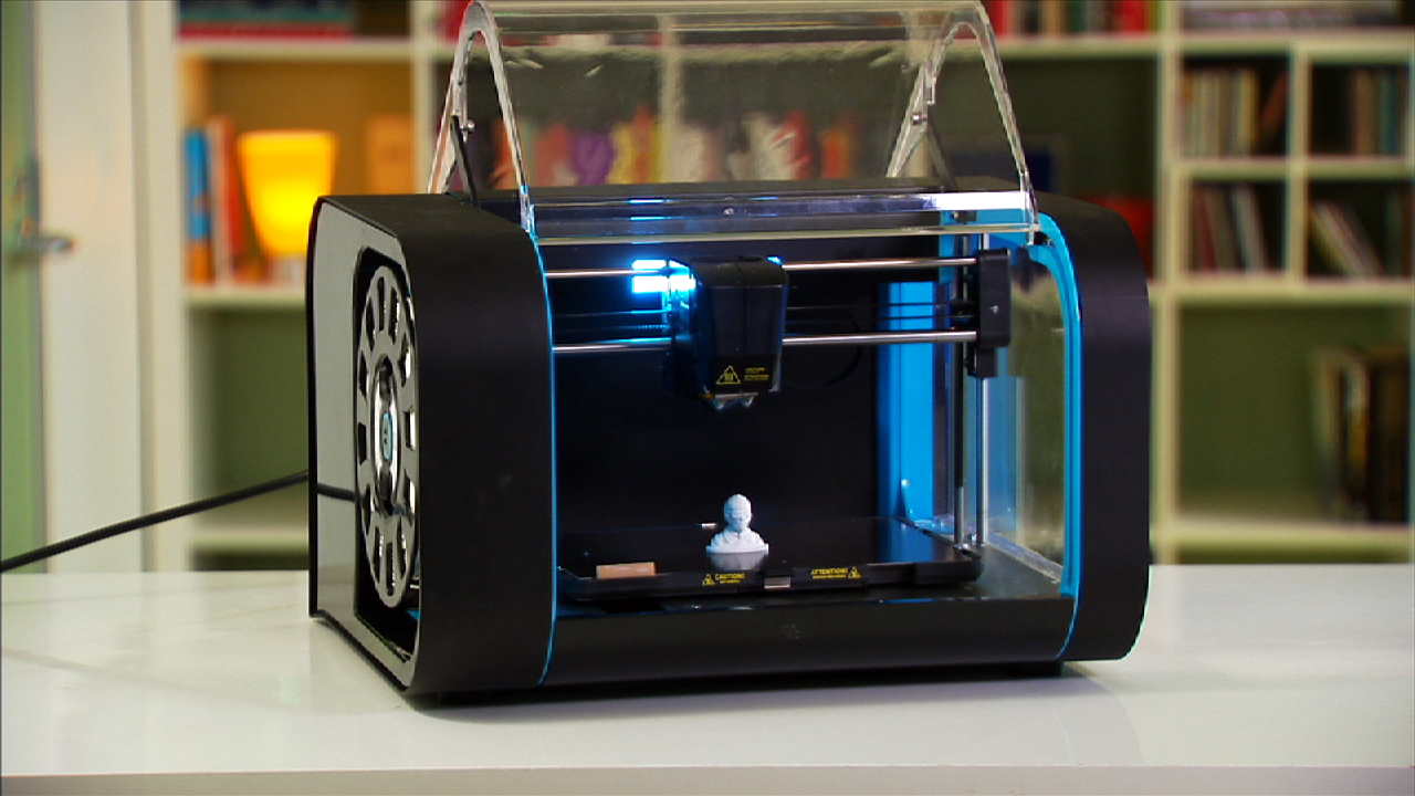 Video: The Robox is an interesting 3D printer to say the least