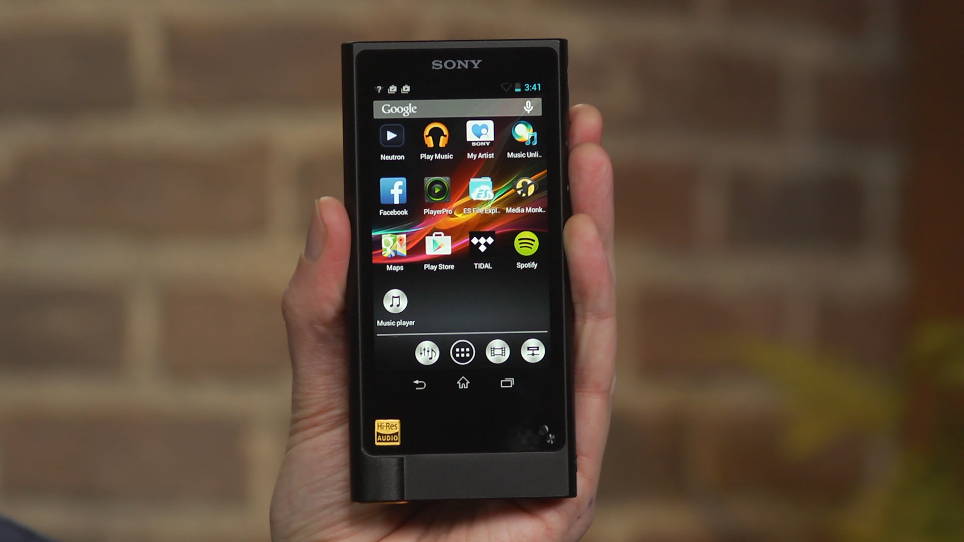 Video: Sony's ZX2 is luxurious and pricey