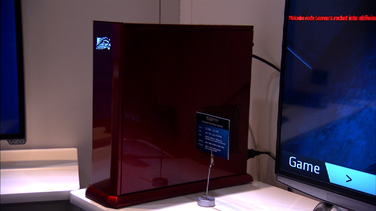 Video: Valve sets sights on the living room with Steam Machines