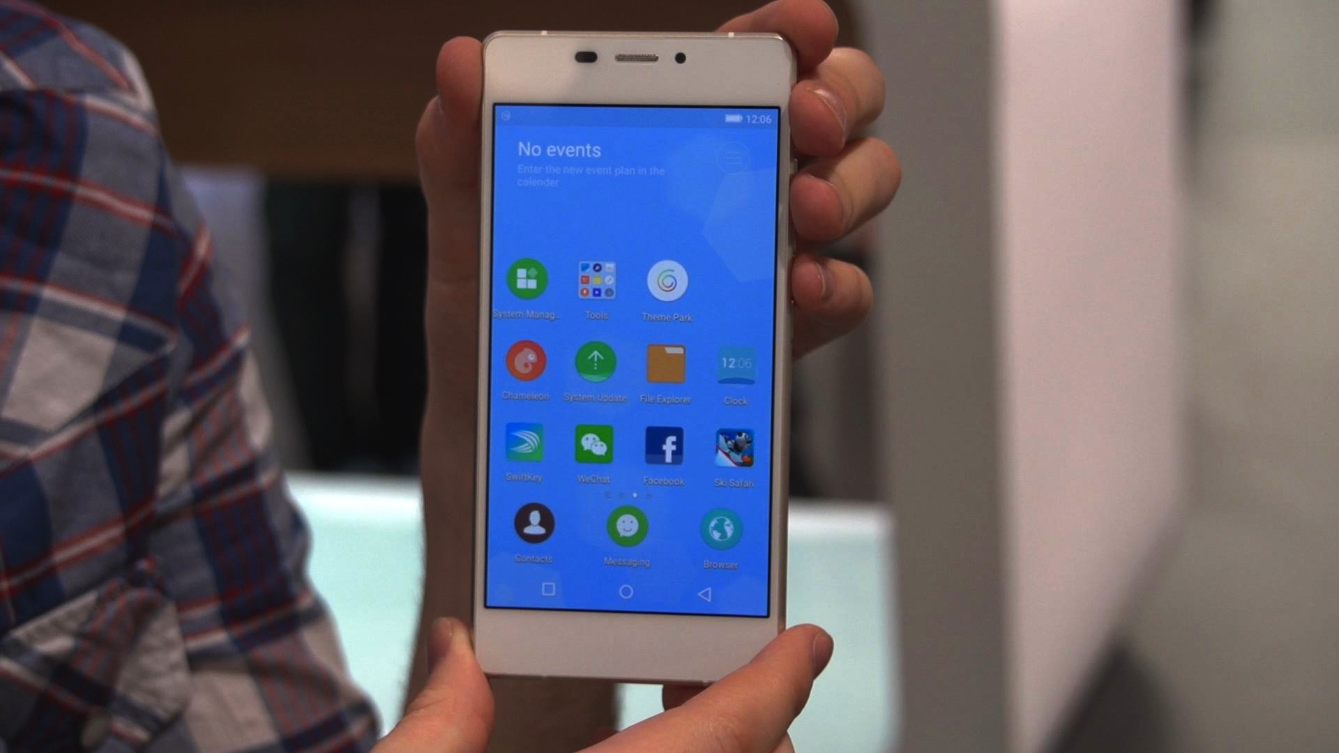 Video: Gionee Elife S7 is a super-thin smartphone