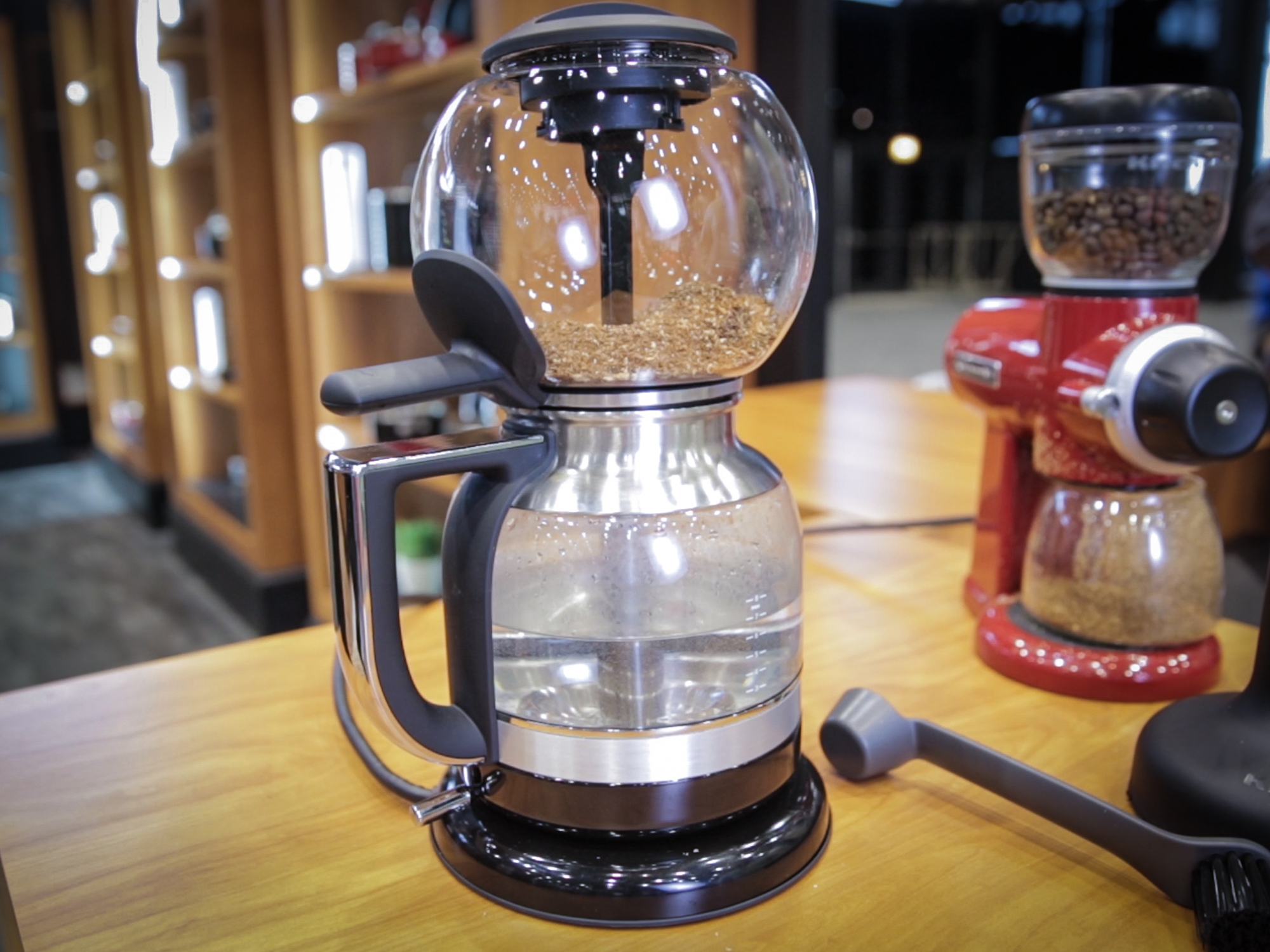 KitchenAid Siphon Brewer review - CNET
