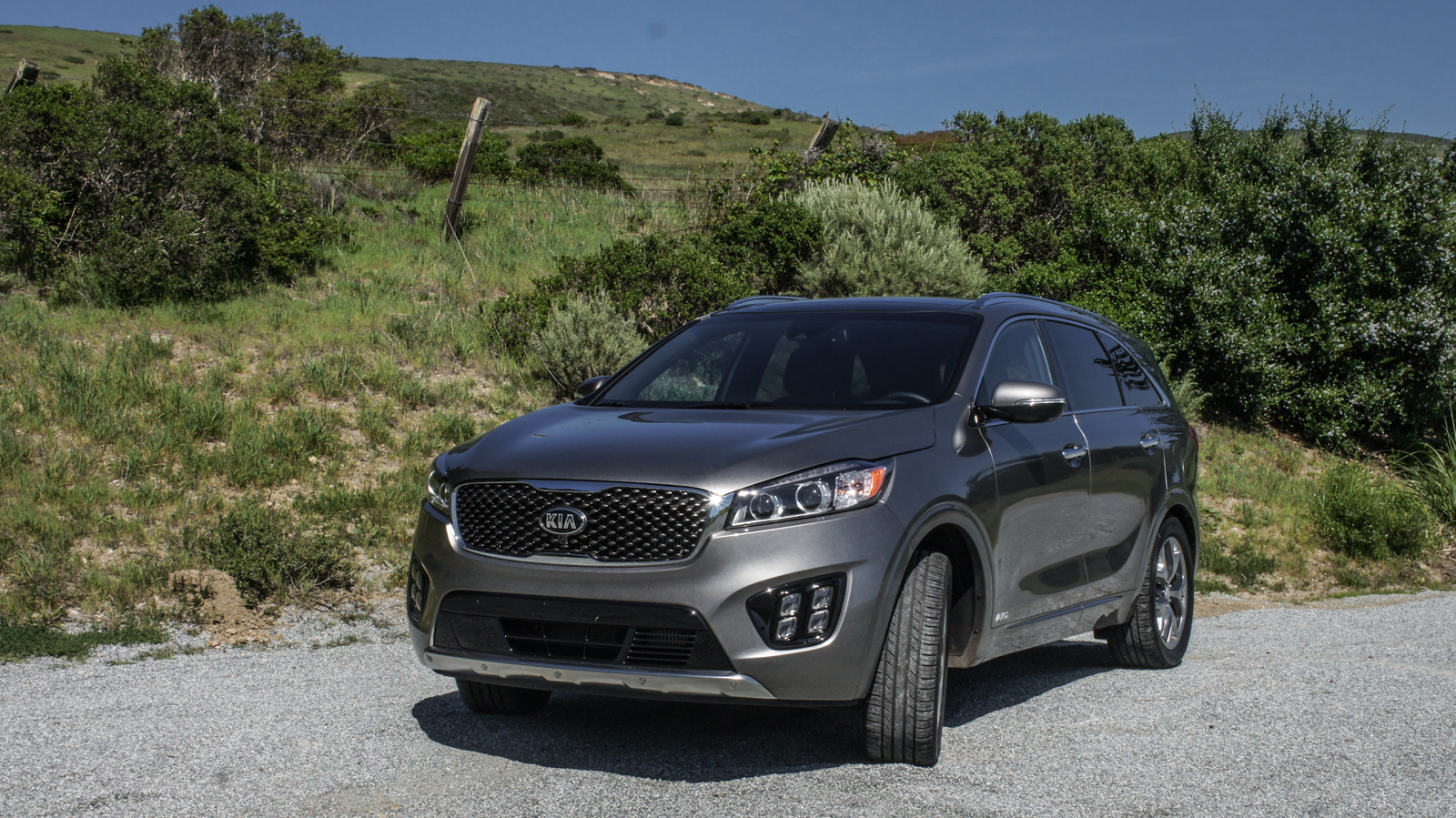2016 kia sorento 4 4 on four cylinders gearopen for Kia motor finance physical payoff address