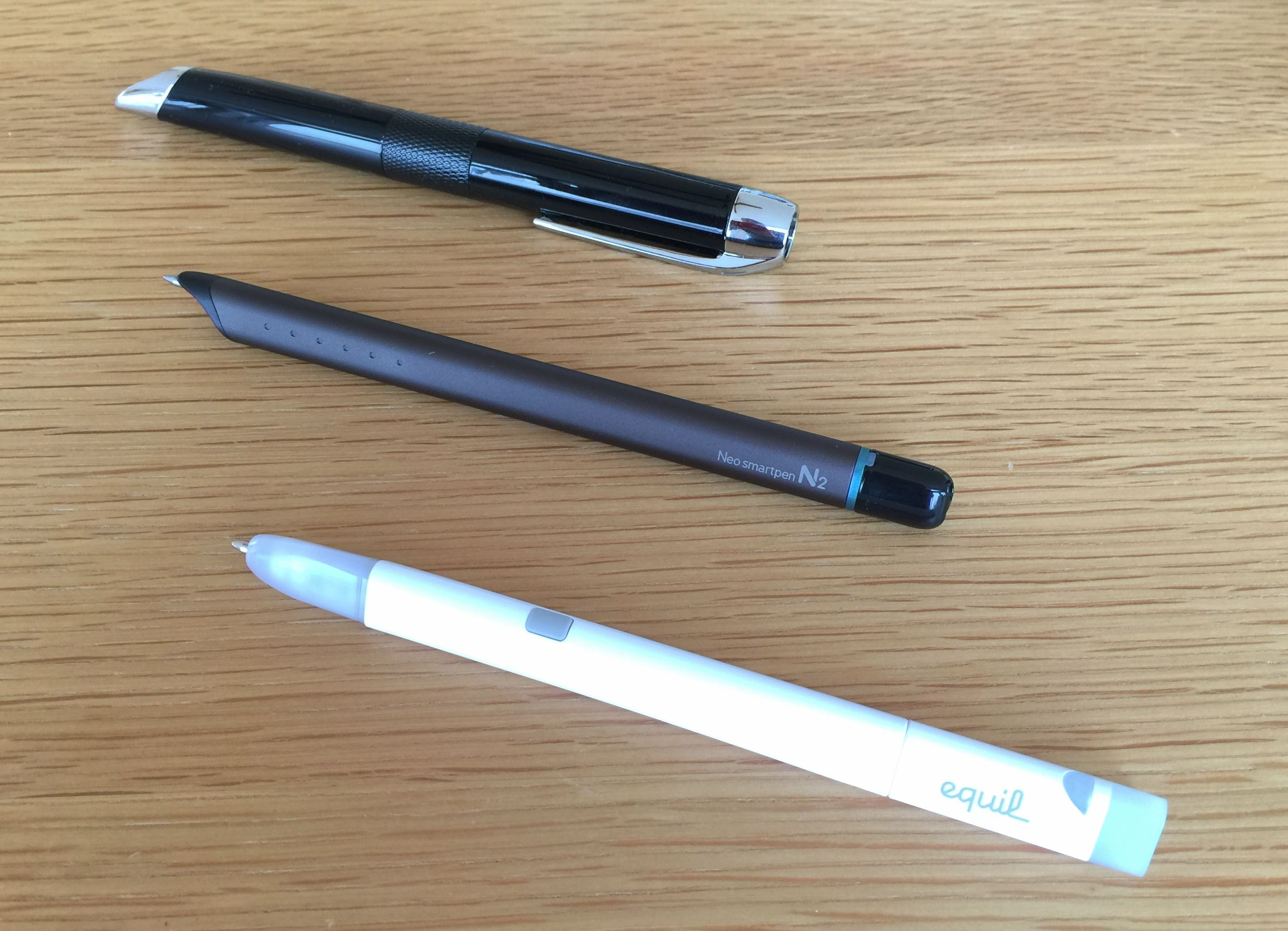 Hands-on with the Neo N2 smartpen
