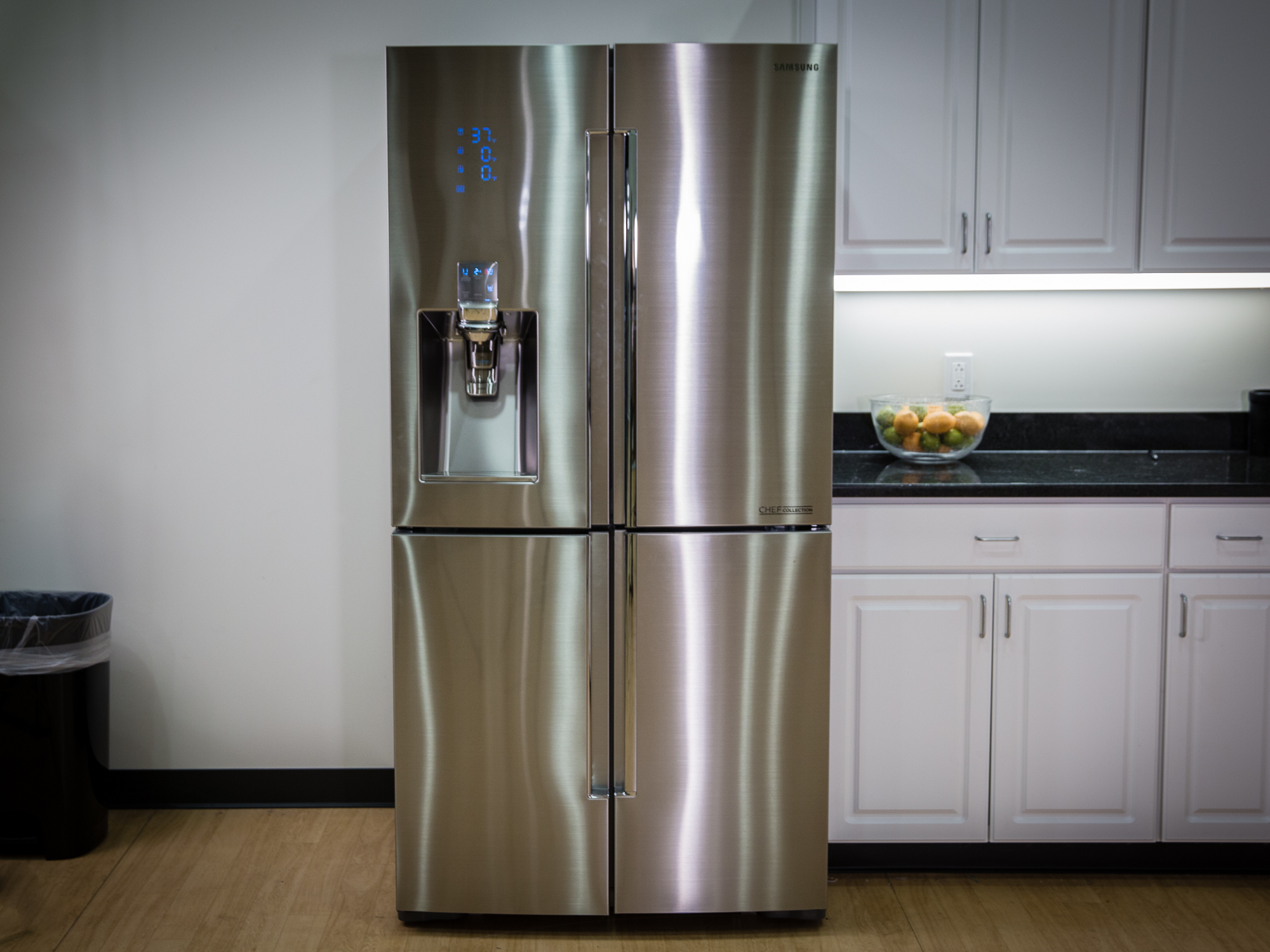 Feast Your Eyes On Samsung S Chef Collection Fridge