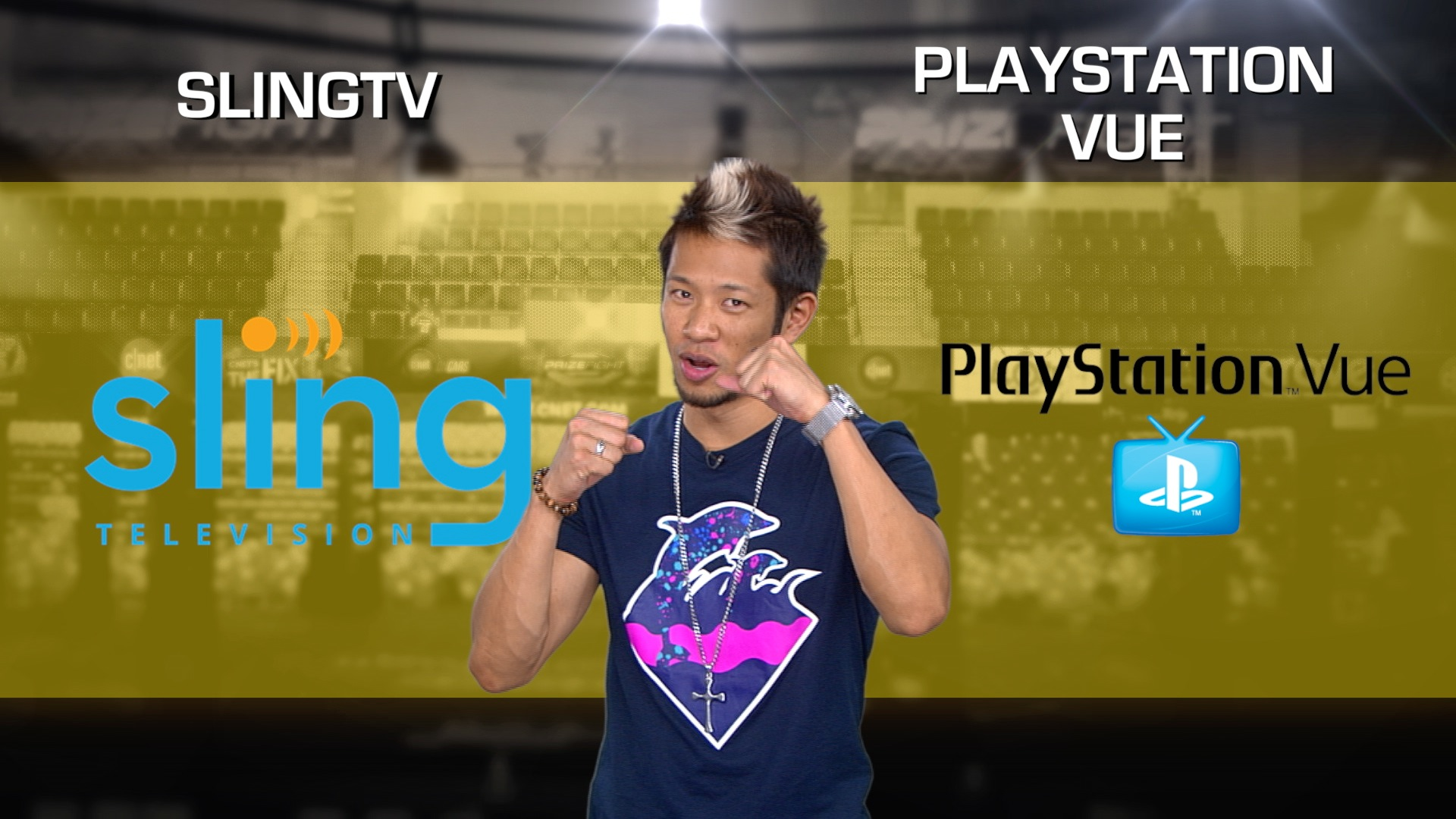 Video: Sling TV vs. PlayStation Vue