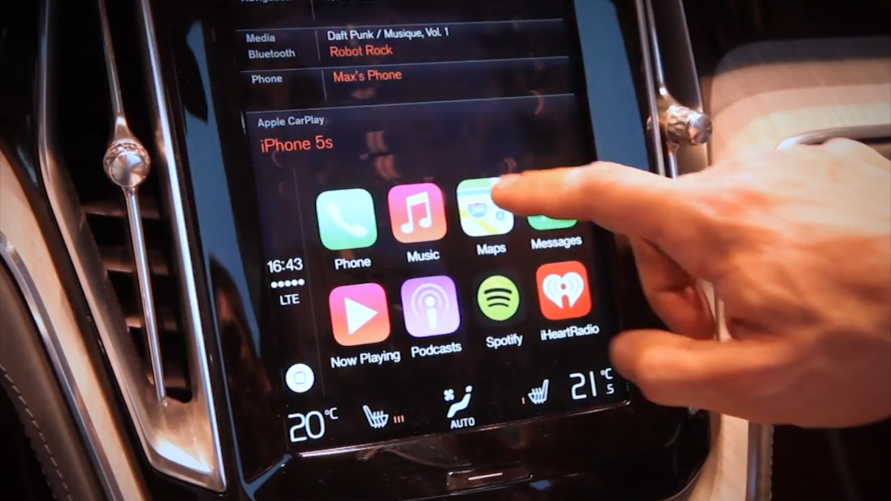Video: Top 5: Benefits of Apple CarPlay and Google Android