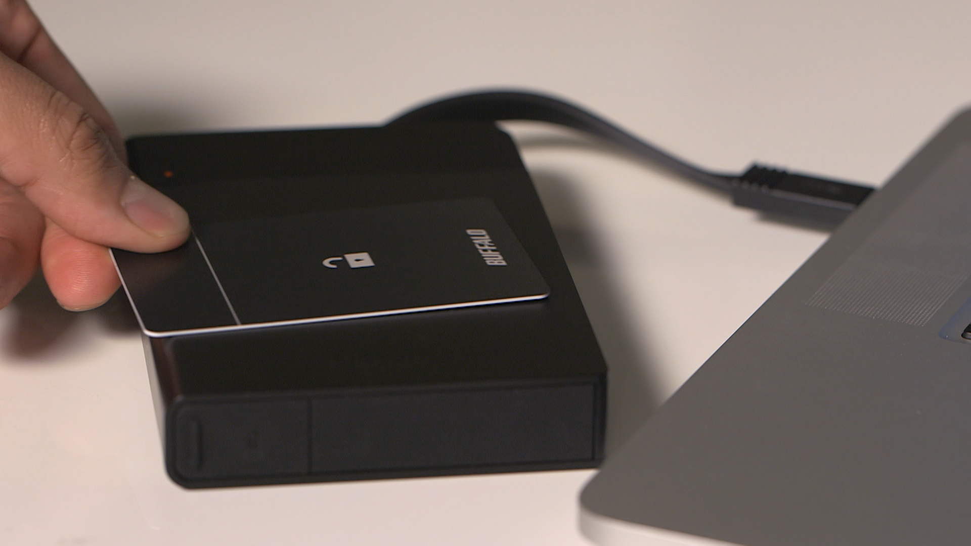 Video: The Buffalo MiniStation Extreme NFC is quite extreme