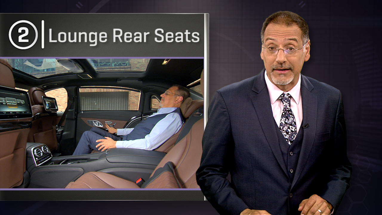 Video: Top 5: Luxury car technologies