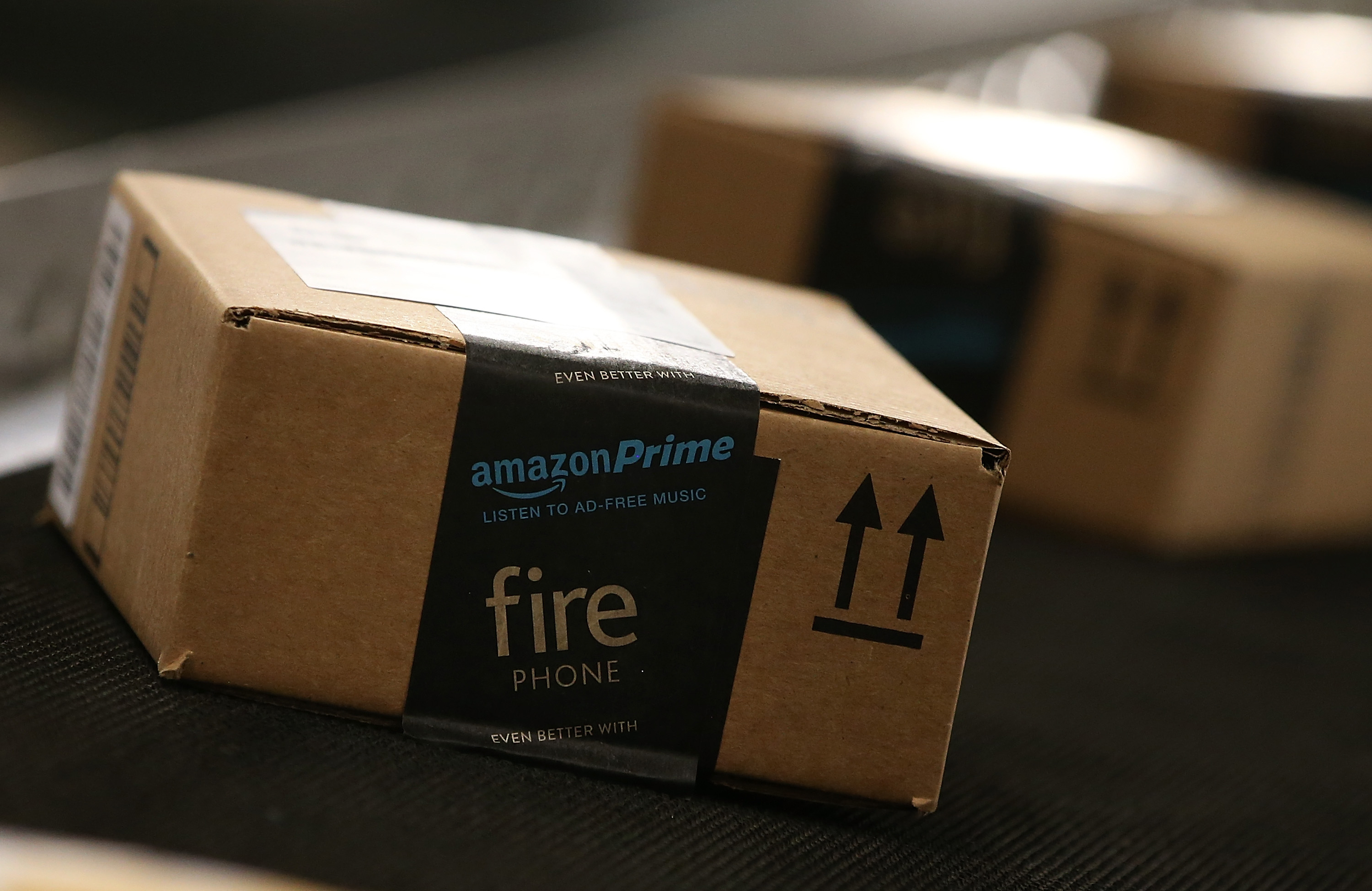 Amazon Prime, now with free same-day deliveries