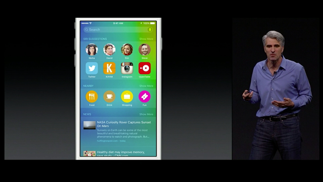 Video: iOS 9 gets unveiled