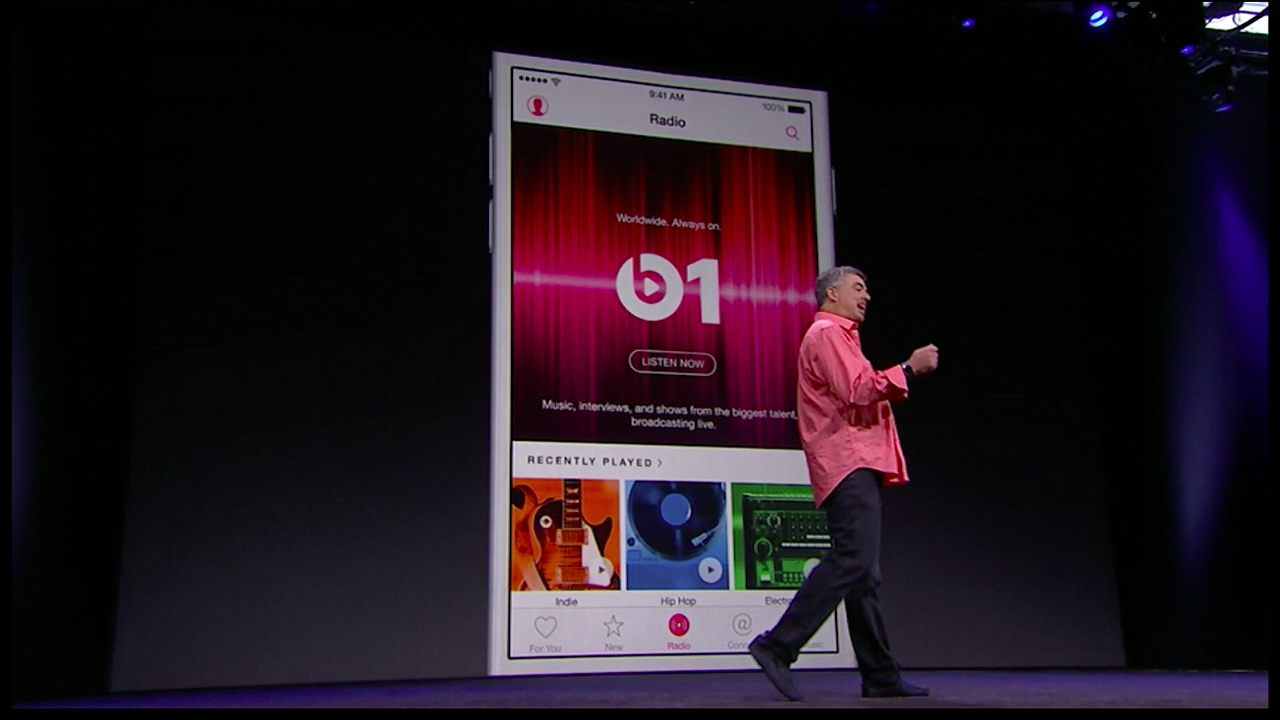 Video: Meet Apple's new music streaming service, Apple Music