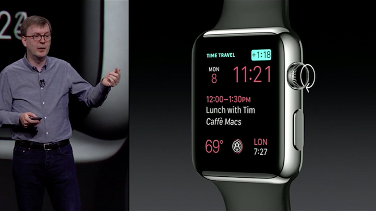 Video: Apple announces customizable faces for Watch OS