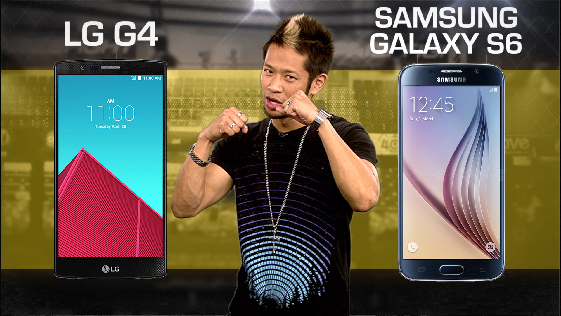 Video: LG G4 vs. Samsung Galaxy S6