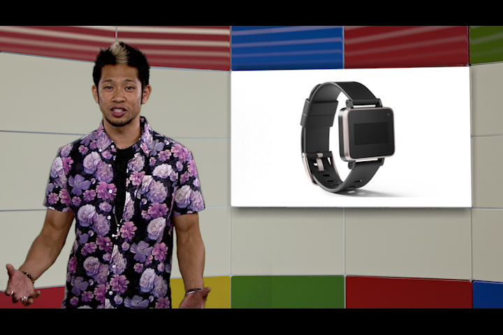 Video: Google's health-tracking wristband will do more than the Apple Watch
