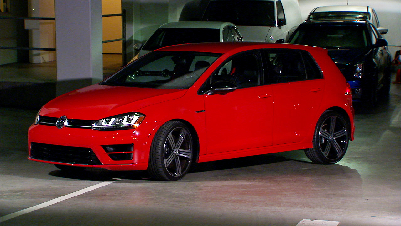 Video: On the road: 2015 Volkswagen Golf R
