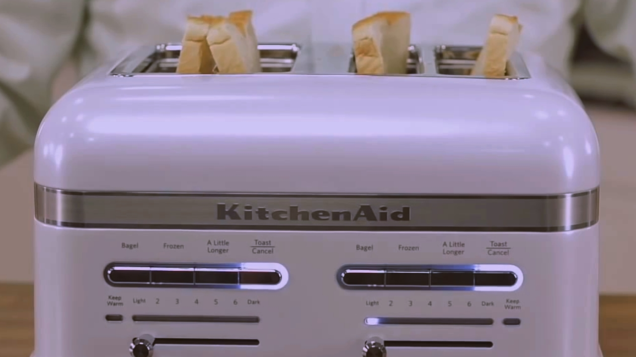 Video: Appliances for the superrich