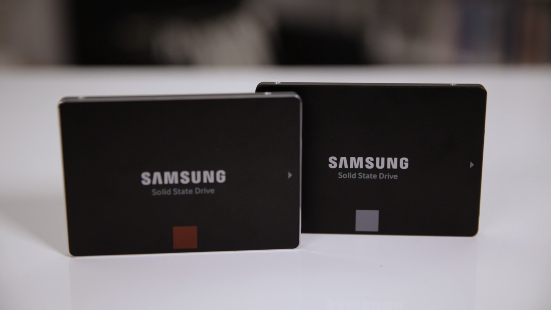 Video: You know you're cool when you have these two Samsung 2TB SSDs