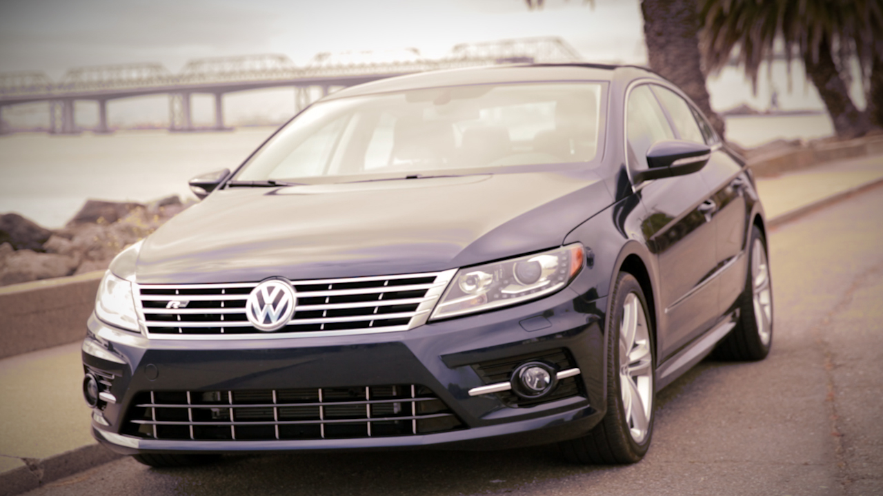 Video: 2015 Volkswagen CC 2.0T R Line