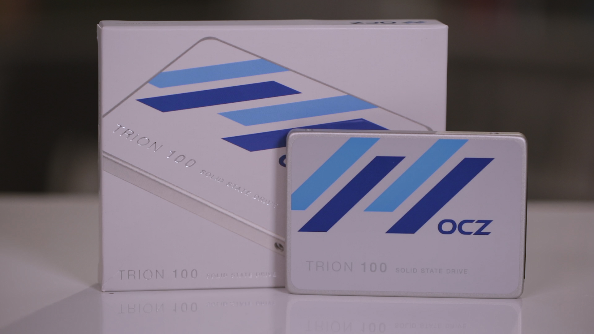 Video: The OCZ Trion SSD is pretty slow but very affordable
