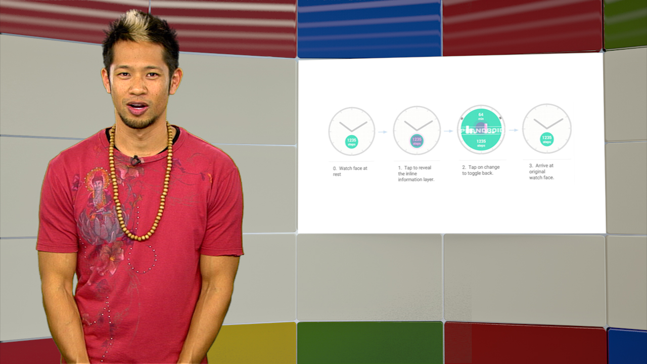 Video: The next Android Wear will bring watch-to-watch communication