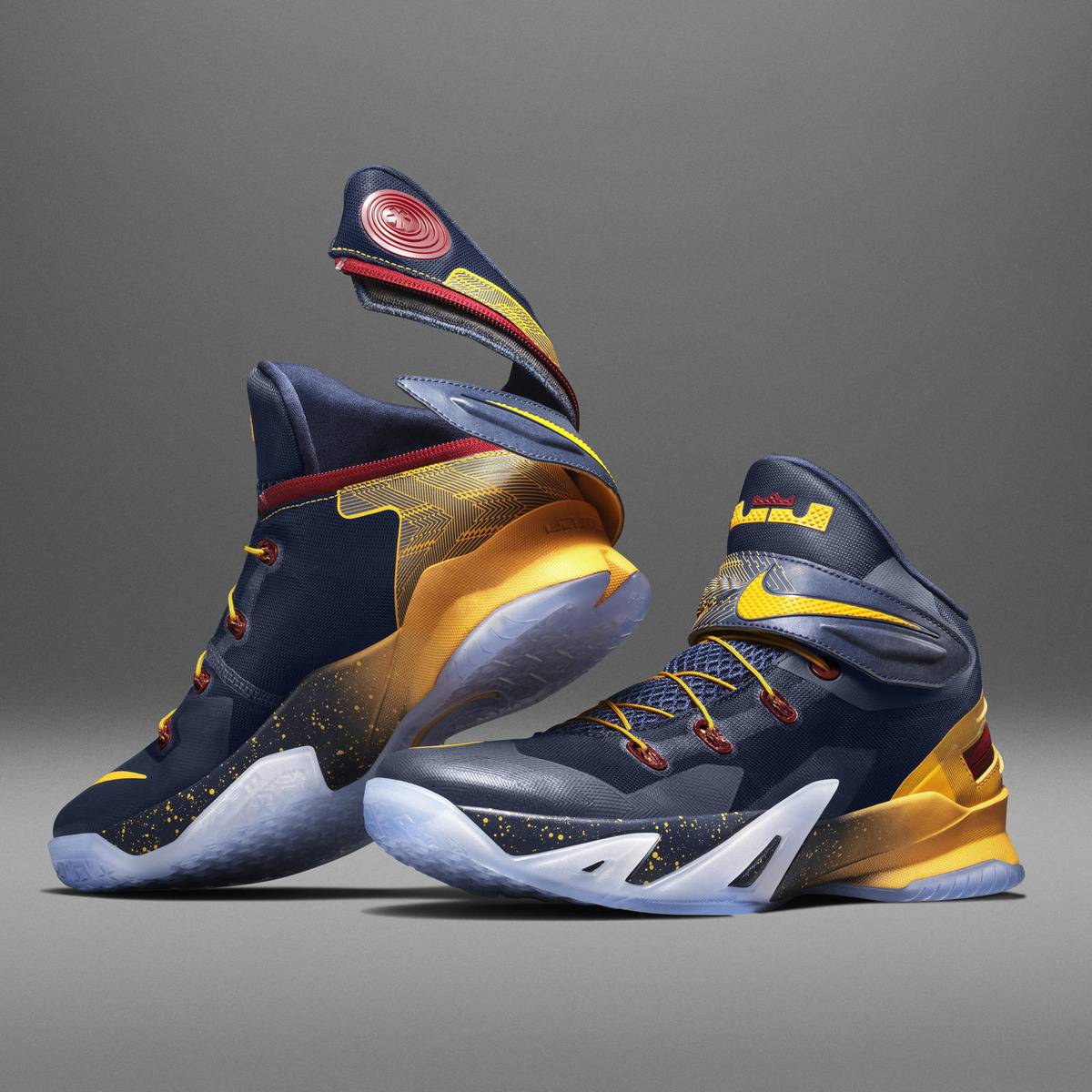 Here's what the Nike Flyease shoe looks like. Those interested can buy a pair from Nike.com on Thursday.