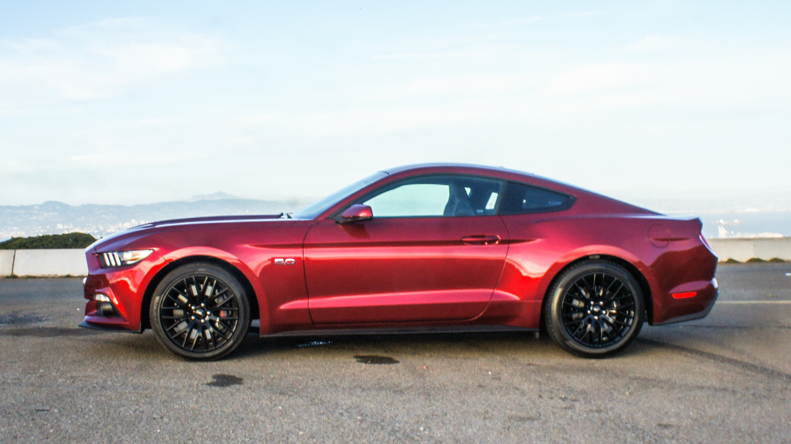 2015 Ford Fusion Rims >> 2015 Ford Mustang review - Roadshow