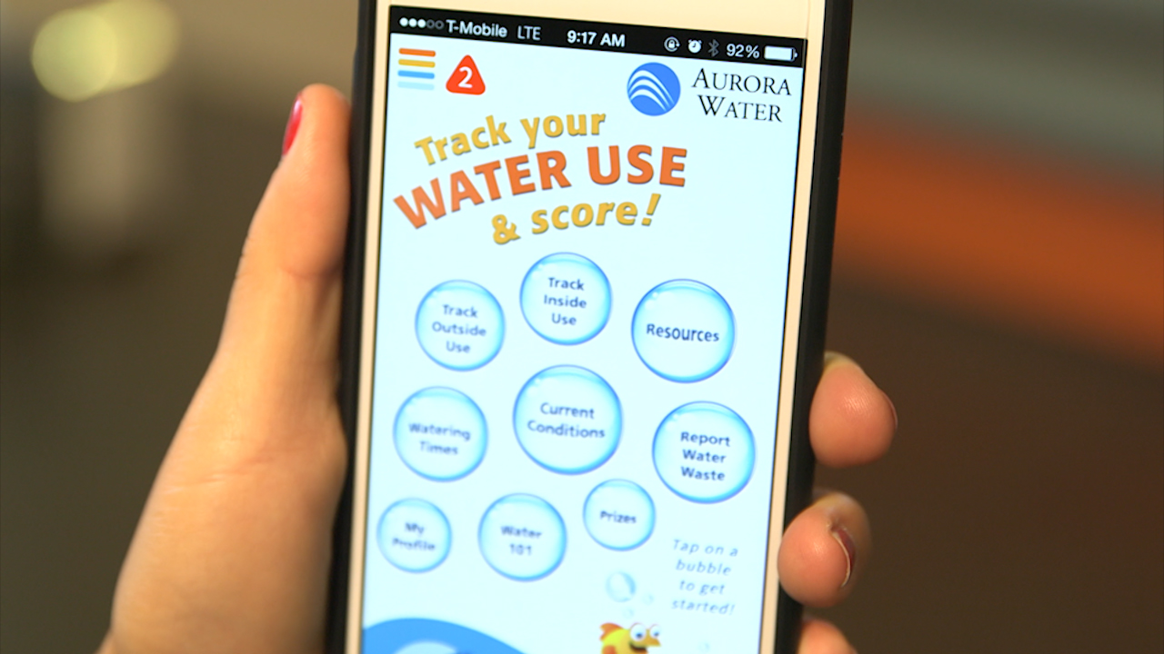 Video: Apps to help you conserve water and money