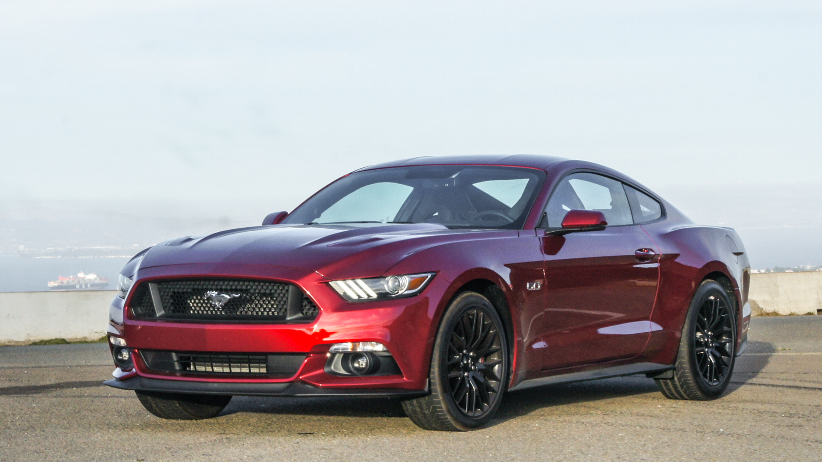 2015 ford mustang review roadshow. Black Bedroom Furniture Sets. Home Design Ideas