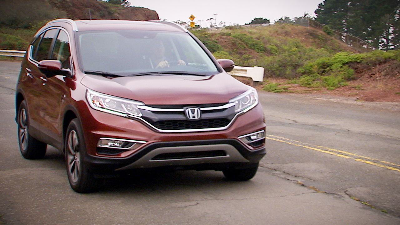 Video: 2015 Honda CR-V: Revised, but not ruined (CNET On Cars, Episode 69)