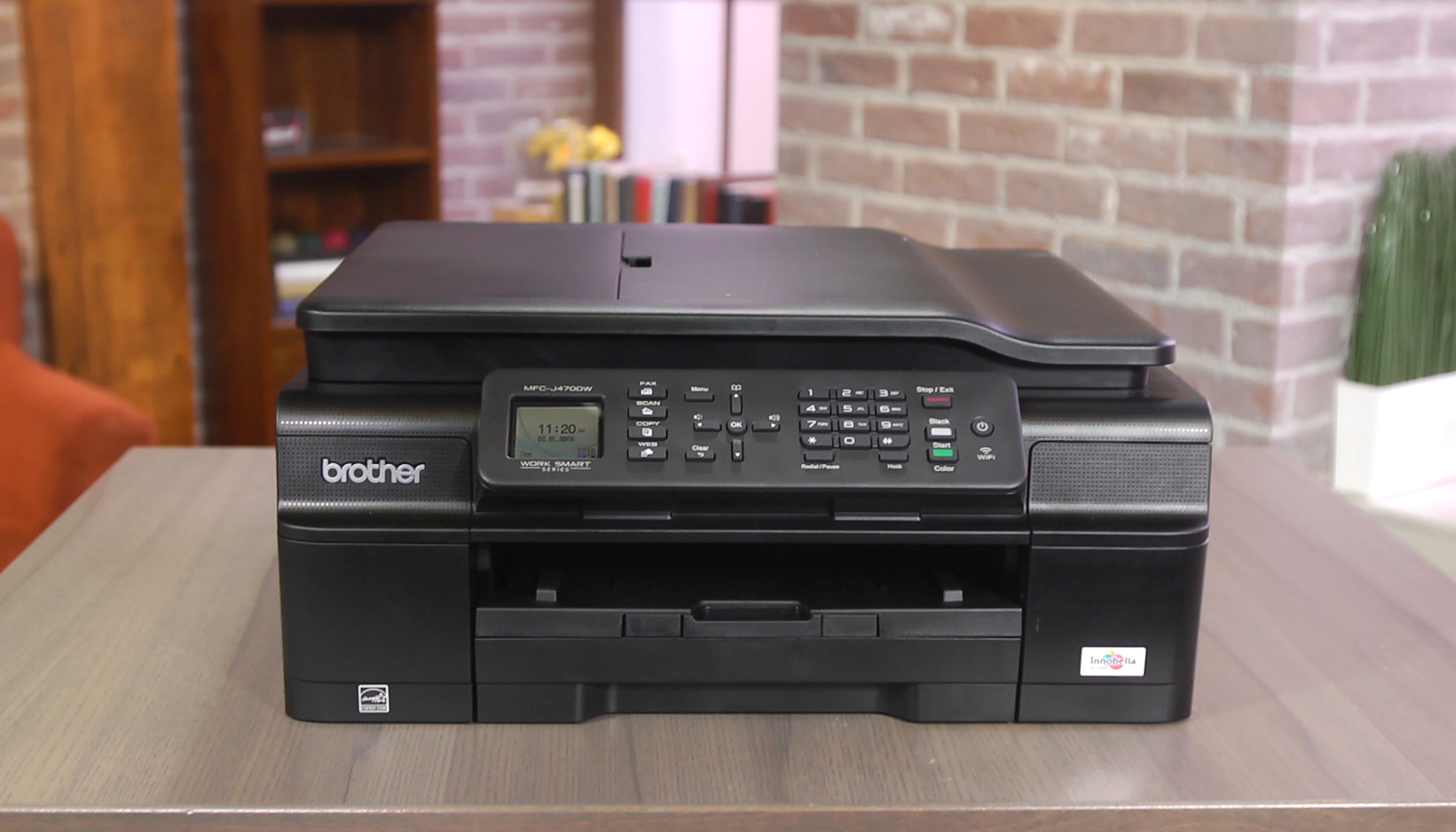 Video: The Brother MFC-470DW is a sub-$100 all-in-one printer that plays nicely with your smartphone